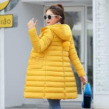 <b>Hot sale women's</b> long big wool collar <b>cotton</b> padded jacket winter ...