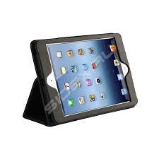 <b>Чехол</b>-книжка для Apple iPad Mini 2 (<b>LaZarr Booklet</b> Case) (черный)