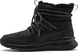 <b>Ботинки PUMA Adela</b> Winter Boot 36986201, цвет черный, размер ...