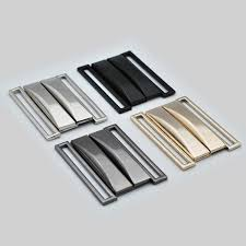 <b>2 Pairs</b>/<b>lot Fashion</b> Belt Buckles Metal Fasten Buckle Button for ...