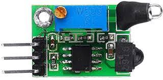 <b>6mA 3-100CM Adjustable</b> Infrared Digital Obstacle Avoidance ...