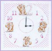 <b>Часы Мишки</b> frc92. <b>Часы</b> > Anchor. Forever Friends <b>Clock</b>