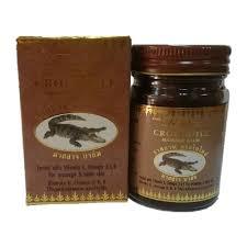 Rasyan <b>Бальзам для массажа с</b> крокодильим жиром, 50 мл ...