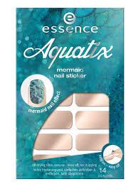 essence. Коллекция <b>Aquatix</b> - <b>Наклейки для ногтей</b> купить в ...