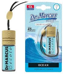 <b>Dr</b>. <b>Marcus Ароматизатор</b> для автомобиля <b>Ecolo</b> Ocean 4.5 мл ...