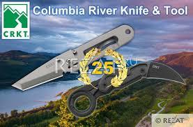 CRKT — четверть века на ножевом рынке!