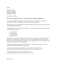 cover letter examples for community services