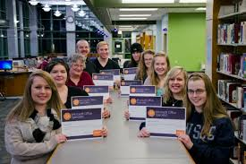 students receive industry recognized technology certification