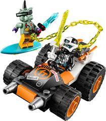 <b>Конструктор Lego Ninjago Скоростной</b> автомобиль Коула 71706 ...
