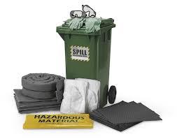 120 litre Dispenser Spill Kit Cart - <b>Universal</b> | Spill Control | Proguard ...