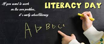 Image result for literacy day