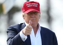 Image result for trump thumbs up to weiner pics