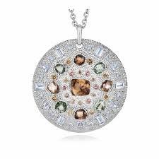 zhboruini fine jewelry high quality natural freshwater pearl brooch chrysanthemum pins women decoration