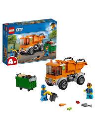 <b>Конструктор LEGO</b> City Great Vehicles <b>60220 Мусоровоз</b> / для ...