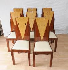 deco dining room furniture on art deco dining chairs inlay diners furniture 1920s vintage art deco dining furniture
