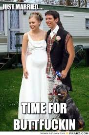 Just Married....... - Meme Generator Captionator via Relatably.com