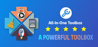 All-In-One Toolbox: Cleaner, More Storage & Speed - Apps on ...