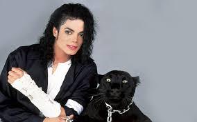 O Mάικλ αγαπούσε τα ζώα...