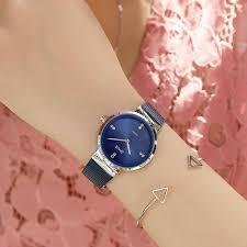 <b>ZIVOK</b> 8033 <b>ZIVOK</b> Quartz <b>Watch</b> Hour Time Bracelet Relogio ...