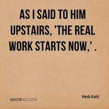 Herb Kohl Quotes | QuoteHD via Relatably.com
