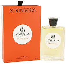 Atkinsons <b>24 Old Bond Street</b> Eau De Cologne 100ml: Amazon.co ...