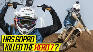 GoPro Hero 7 | How To Fix the Terrible Wind Noise for Action Sports ...