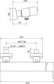 Купить <b>смеситель для душа ravak</b> 10° td 032.00/150 в интернет ...