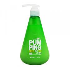 <b>Зубная паста PERIOE Breath</b> Care Pumping Мята и травы купить ...