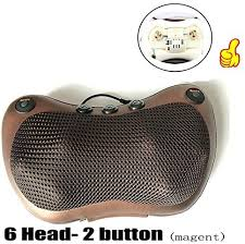 RZDJ Relaxation Massage Pillow Vibrator Electric ... - Amazon.com