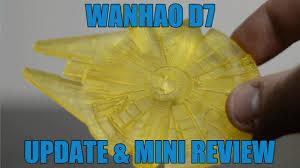 <b>Wanhao Duplicator 7</b> Update & Review! - YouTube