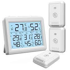 Barebones sahnah Professional <b>Mini Digital LCD</b> Thermometer ...