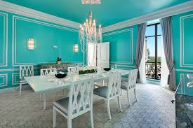 blue dining room walls ceiling tiffany suite tiffany blue dining room features tiffany blue ceiling o
