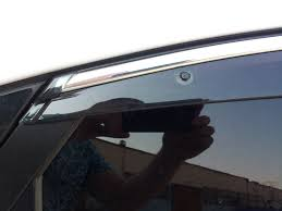 <b>Дефлекторы боковых окон ALVI-STYLE</b> — Hyundai Sonata, 2.0 л ...