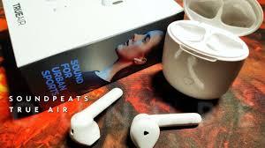 <b>Soundpeats</b> TRUEAIR - Вкладыши с APTX и хорошим звуком ...