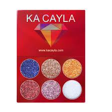 6 видов цветов, блестящая <b>Палитра для глаз</b>, Радужный ...