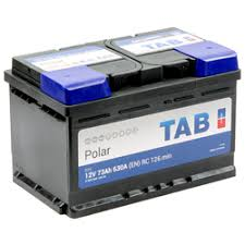"«<b>TAB Batteries АКБ</b> ""TAB"" Polar S (45Ач о/п) низкая ..."