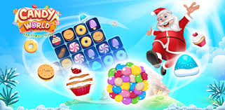 <b>Christmas Candy</b> World - Christmas Games - Apps on Google Play