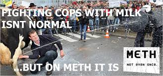 X Isn't Normal, But on Meth It Is | Know Your Meme via Relatably.com