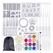 1 комплект <b>набор эпоксидной смолы</b> DIY Инструменты для ...