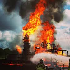 training industrial fire training fire hazmat training industrial fire training