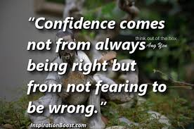 Confidence Quotes Gallery