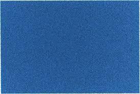 <b>Коврик</b> для ванной <b>WasserKRAFT Vils</b>, цвет: синий, 75 х 45 см. BM ...