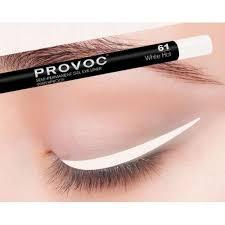 Provoc Gel Eye Liner 61 White Hot <b>Гелевая подводка</b> в <b>карандаше</b> ...