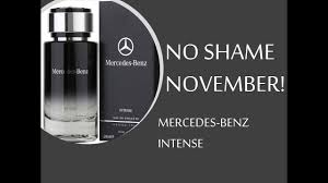 NO SHAME NOVEMBER With <b>Mercedes Benz Intense</b> - YouTube