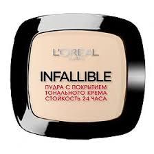 <b>Loreal Infaillible Пудра</b> для лица, 9г 123 золотисто-ванильный ...