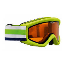 <b>Очки горнолыжные Alpina Carat</b> D lime_DH S2 - купить в КАНТе