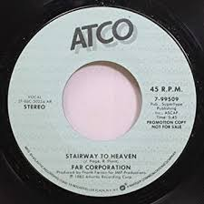 <b>Far Corporation</b> - <b>Far Corporation</b> 45 RPM Stairway To Heaven ...