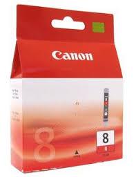 Купить <b>Картридж CANON CLI</b>-8R, красный в интернет-магазине ...