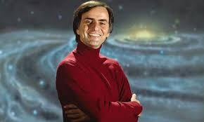 Resultado de imagen de Carl Sagan COSMOS 01 - En la Orilla del Océano Cósmico