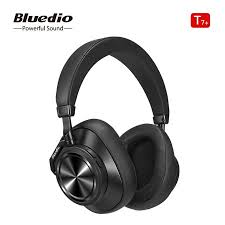 <b>Bluedio T7 Plus</b> Headphones ANC Active Noise Cancelling ...